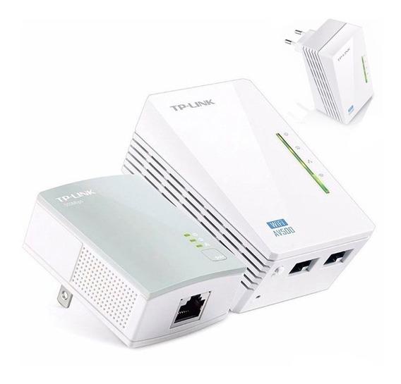 Kit Extensor Wifi Tp Link Tl-wpa4220 Kit 300 Mbps