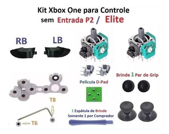 Kit Reparo Xbox One Controle - Tenho Frete Barato