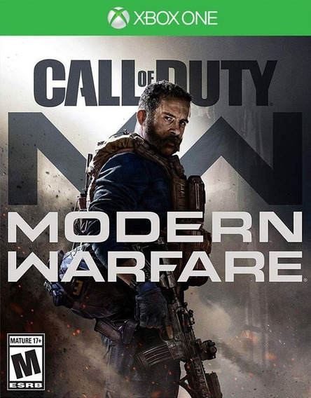 Call Of Duty Modern Warfare Xbox One + 1 Jogo Grátis
