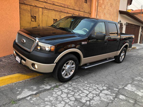 Ford Lobo 5.4 Lariat Cabina Doble 4x2 Mt 2007