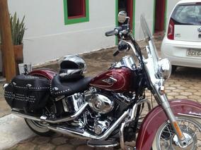 Harley Davidson Heritage 2010 Vinho