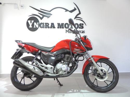 Honda Cg 160 Fan 2019. - Moto Linda Demais
