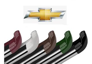 Estribo Personalizado Prata S10 Cabine Simples 1996 2012
