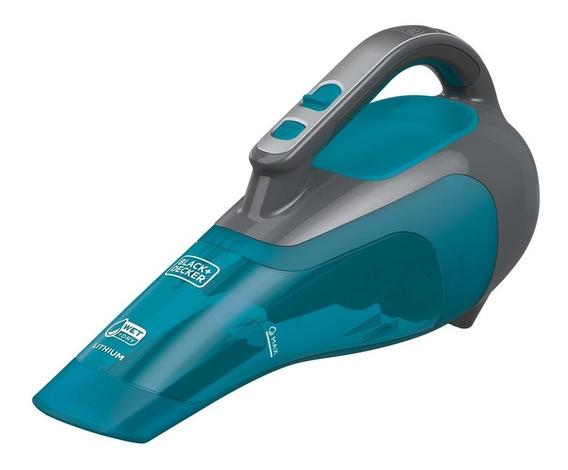 Aspiradora Manual Black+decker De Litio, Azul Hwvi225j01-b3