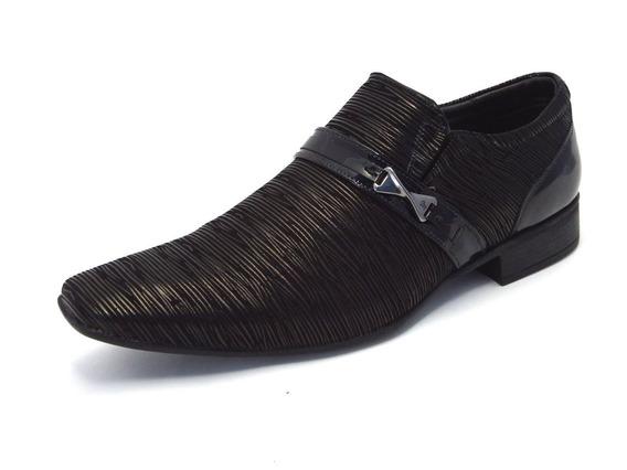 Sapato Social Masculino Sem Cadarço Jota Pê - 72180