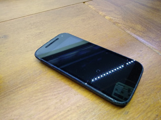 Celular Moto E2 Xt 1506 Placa Ok Display Ok Leia O Anuncio
