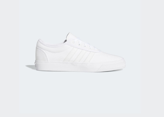 Tenis adidas Adiease All White