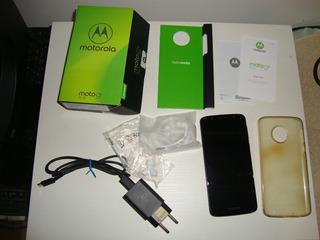 Celular Motorola G6 Plus Dual 64gb Tela De 5,9 Completo!