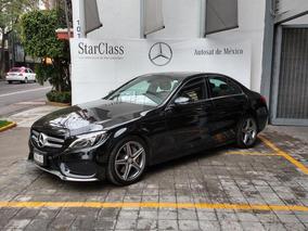 Mercedes-benz C Class 2017