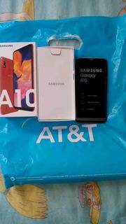 Samsung Galaxy A10 32gb-2gb De Ram Liberado