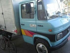 Caminhão Mb 708 E 88 Bau