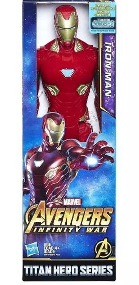 Boneco Avengers Infinity War Figura12 Homem De Ferro- Hasbro