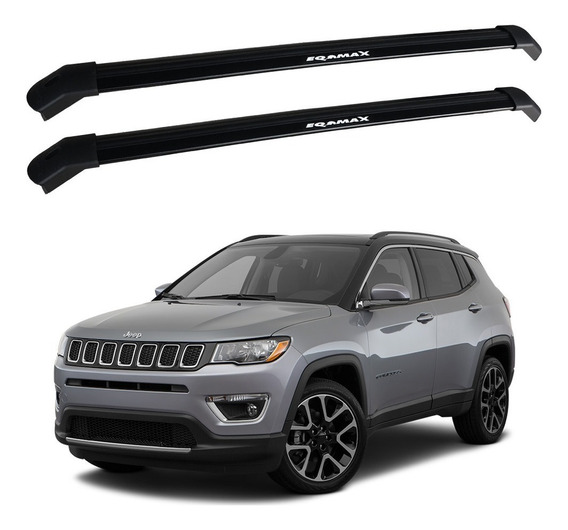 Rack Teto Travessas Jeep Compass 2017 2018 2019 20 Bagageiro