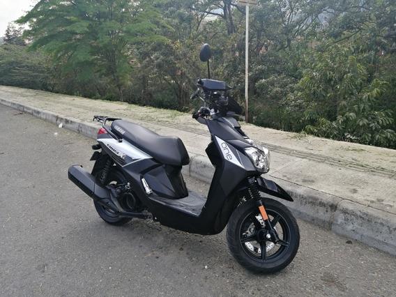 Yamaha Bws X Fi Edicion One