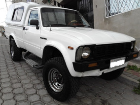 De Oportunidad Dueño Vende Camioneta Toyota Hilux 4x4
