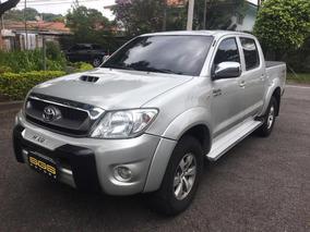 Toyota Hilux 3.0 Srv Cab. Dupla 2009 4x4 Aut. 4p
