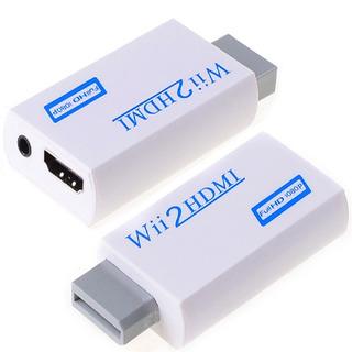 Adaptador Wii A Hdmi Hd Nuevo