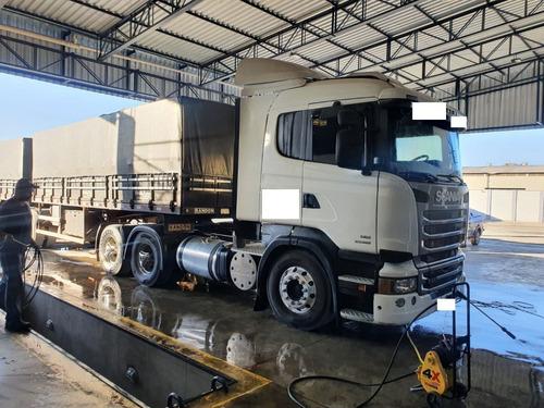 Imagem 1 de 10 de Scania R 440 A 6x2 (vt)
