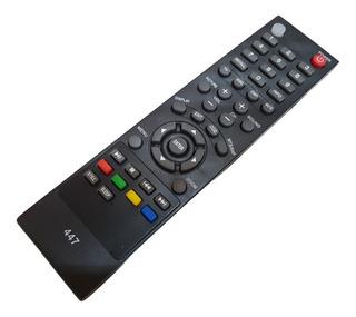 Control Remoto Tv Lcd 447 Smart Hisense Noblex Philco Bgh