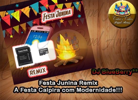 Som Para Festa Junina Remix Dj Blueberry Remasterizado