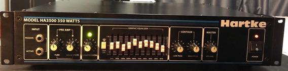 Amplificador Cabeçote Hartke Ha3500 350w