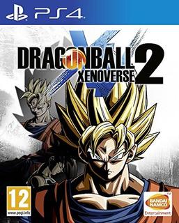 Juegos,dragonball Xenoverse 2 (ps4)