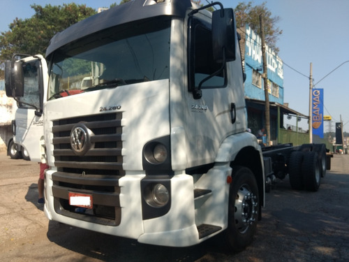 Vw 24280 14/14 - Chassi - R$ 185.000