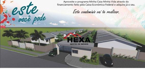 Casa Residencial À Venda, Sítios Vale Das Brisas, Senador Canedo. - Ca0377