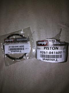 Juego De Piston Y Anillos Spartha 175cc Kurazai 2016-2020