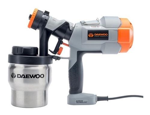 Pistola De Pintura Eléctrica Daewoo Dasp500a 500w 900ml