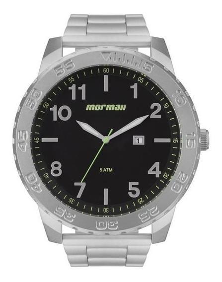 Relógio Mormaii Masculino Mo2115bd/1p + Porta Documentos