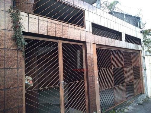 Casa À Venda, 197 M² Por R$ 680.000,00 - Mooca - São Paulo/sp - Ca0588
