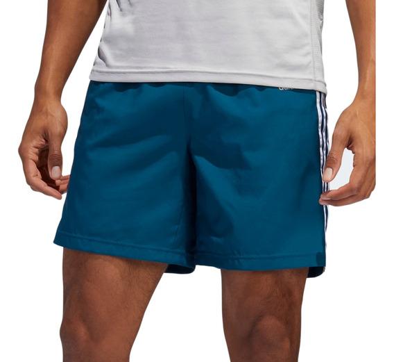 Short adidas Running Run It Hombre Pe/bl