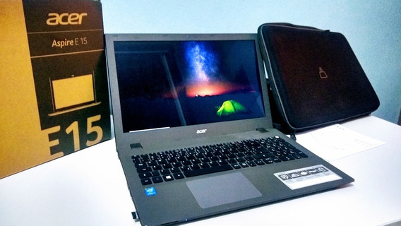 Notebook Acer E5-573-707b - Intel Core I7 - Ram 8gb - Hd 1tb