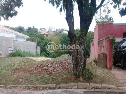 Terreno Venda Condomínio São Conrado Sousas Campinas Sp - Te00184 - 68214539