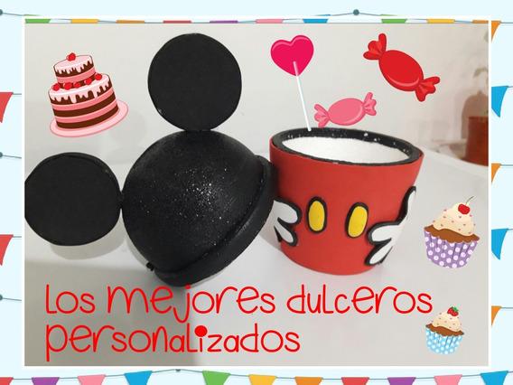 Mickey - Minie- Dragonball. Etc Dulceros Personificados!!!