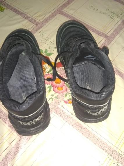 Vendo Zapatillas Y Botas De Lluvia Num 32 Y Patines Nena