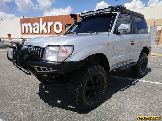 Toyota Merú 4x4 Sincrónico