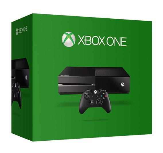 Xbox One 500gb + Controle + 1 Jogo Brinde