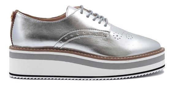 Zapato Casual Con Plataforma Para Dama Hispana Mod Jean