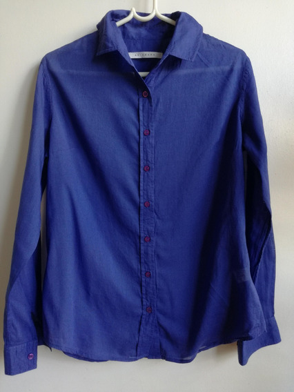 Camisa Akiabara Talle M 100% Algodón Impecable
