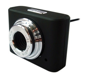 Mini Webcam Multilaser Black Wc00005mlinfo. Envio Td.brasil
