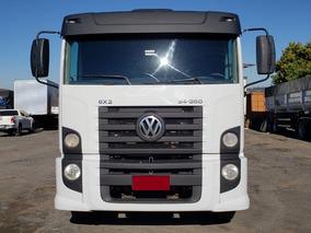V.w 24250 Truck 2008/08 6x2 (várias Unidades) (7054)