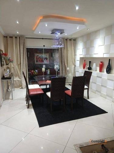 Imagem 1 de 30 de Excelente Residência Duplex Em Condomínio Fechado - Taquara. - Ca0125