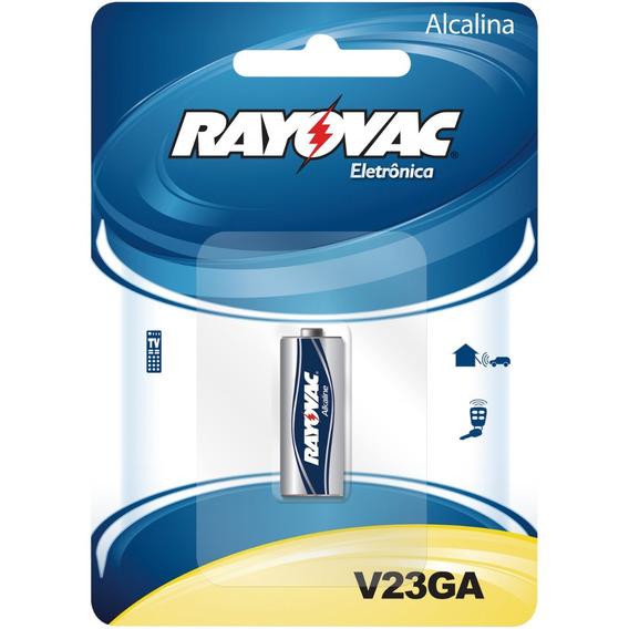 Pilha Rayovac Alcalina P/ Controle Portão 23a 12v - 5 Un