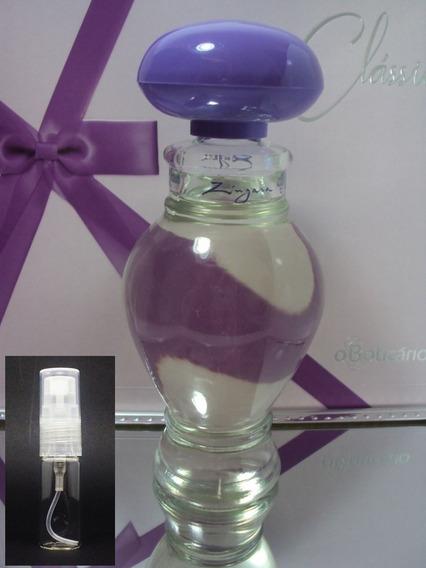 Perfume Zíngara O Boticário Amostra Decant 5ml Raridade!