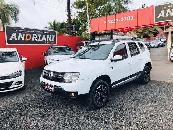 Renault Duster Dakar 1.6 Branco 2016