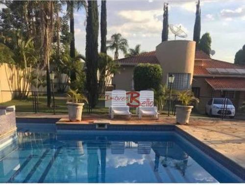Imagem 1 de 28 de Casa À Venda, 463 M² Por R$ 1.790.000,00 - Parque Da Fazenda - Itatiba/sp - Ca1432