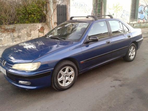 Peugeot 406 Sldt Gasoil 1996 Sedan 4 Puertas