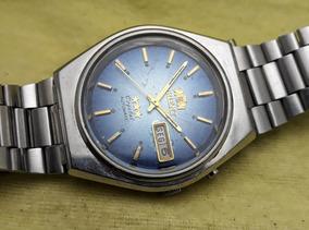 Relógio Orient Automático Crystal